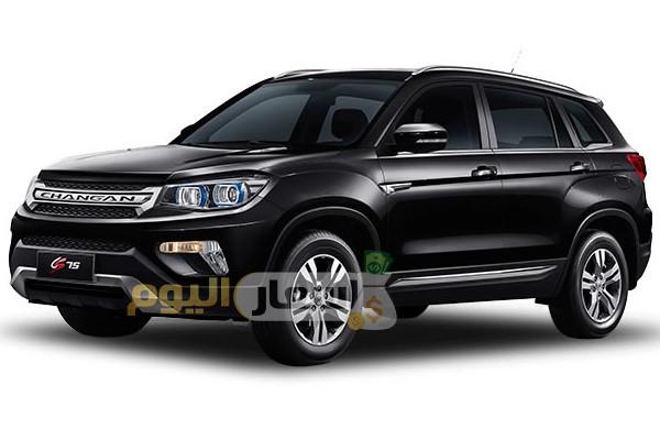 سيارة تشانجان CS75 2018 اتوماتيك Distinguish AWD