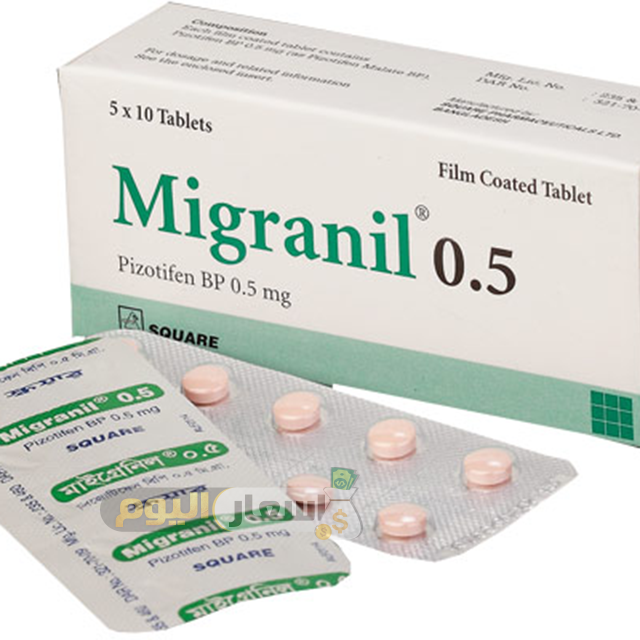 migranil tablets